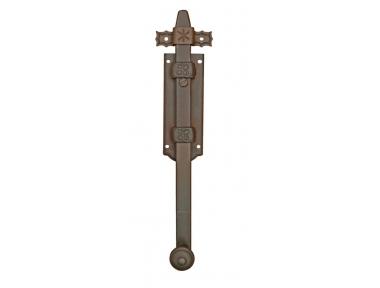 1893 Galbusera Vertical Bolt Wrought Iron Different Size