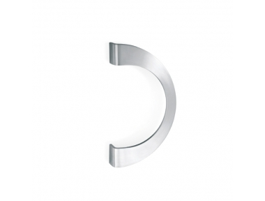 200P-051 pba Pull handle in Stainless Steel with Flat Profile