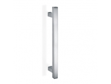 200Q-101 pba Pull Handle in Stainless Steel AISI 316L with Square Profile