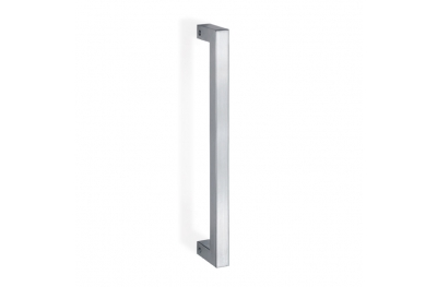 200Q_001 pba Pull Handle in Stainless Steel AISI 316L with Square Profile