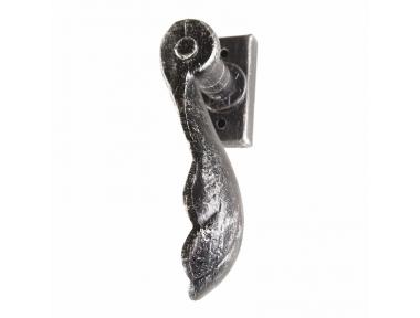 2012.DK Concave Wrought Iron Window Handle DK Dry Keep Lorenz Ferart