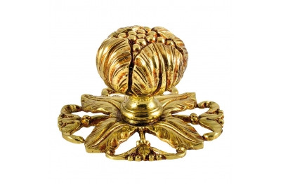 2010 Fixed Door Knob Class Frosio Bortolo Luxury Made in Italy by Artisans