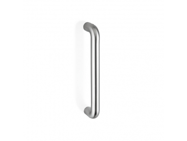 206 pba Pull Handle in Stainless Steel AISI 316L