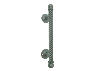 2113 Galbusera Pull Handle Wrought Iron
