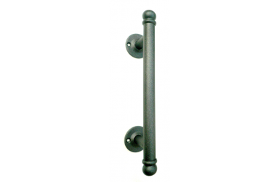 2114 Galbusera Pull Handle Wrought Iron