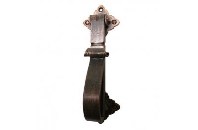 2267 Wrought Iron Knocker for Doors Lorenz Ferart