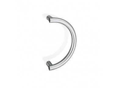 250 pba Pull Handle in Stainless Steel AISI 316L