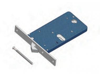 Omec hook lock range for aluminum