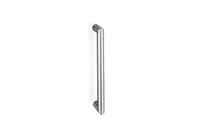 267 pba Pull Handle in Stainless Steel AISI 316L