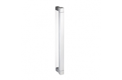 2CQ.111.030I pba Pull Handle in Stainless Steel AISI 316L with Square Profile