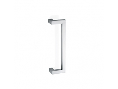 2CQ.200 pba Pull Handle in Stainless Steel AISI 316L with Square Profile
