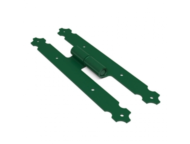 31bis CiFALL T Hinge For Third Casement Shaped Right/Left Kind For Shutters