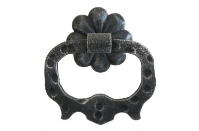 3202 Renaissance Style Wrought Iron Furniture Handle Lorenz Ferart