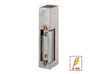 34FFKL Electric Strike Door Adjustable Latch with Plate Short Flat effeff