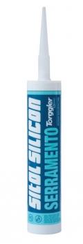 Ivory RAL 1013 Serramento Silicone Sitol Silicon Torggler 310ml for Window Frame