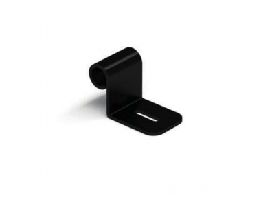37 Square Bent CiFALL Hinge Aluminium Hardware For Shutters