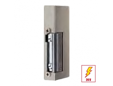 39KL Electric Strike Door 24V Adjustable Latch with Plate Short Flat effeff