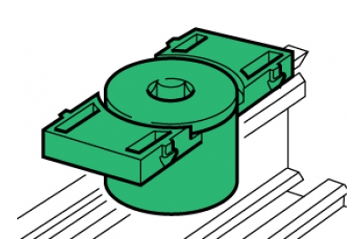 Spacer Proni Rapid-Block Series Giap Laying Window