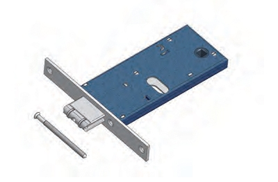 Roll Adjustable Omec with Mandate Lock range for Mechanics Aluminium