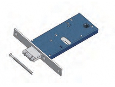 Roll Adjustable Omec with Mandate Lock range for Mechanics Aluminium