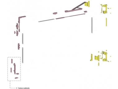 Ribantatre Savio Arm Short Composition