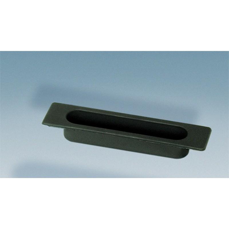 4S Handle recessed tray Art.10M Medal Nylon Black