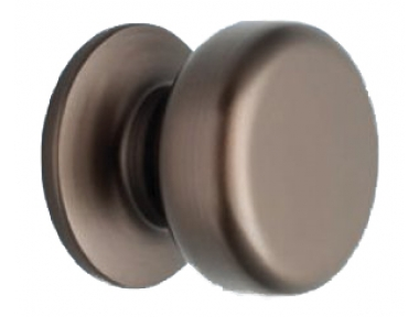 Fixed knob Saguatti Anodized Aluminium Diameter 50
