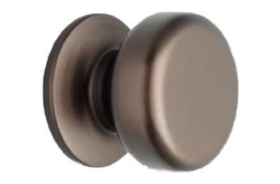 Fixed knob Saguatti Anodized Aluminium Diameter 70