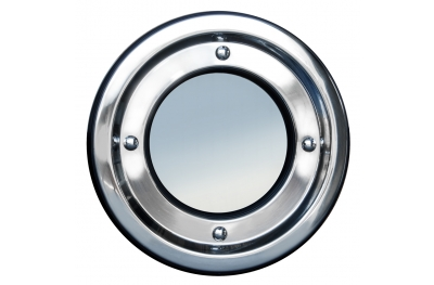 Porthole Fixed Metallic Round Galvanized Metal Sheet Colombo
