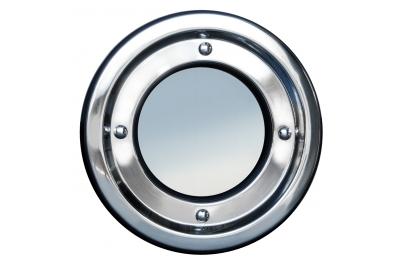 Porthole Fixed Metallic Round Galvanized Metal Sheet Colombo