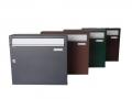Single Mailbox Outdoor Master Taietti Various Colors