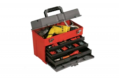 855 Plano Tool Holder with 3 Professional Line Drawers