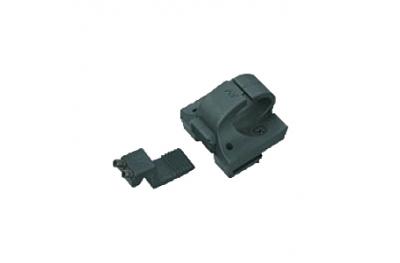 Ratchet Savio R40 R50 Black Aluminium Nylon