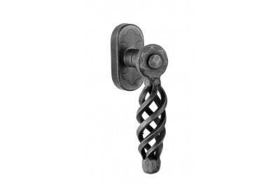 85 Galbusera Dry Keep Window Handle Artistic Wrought Iron