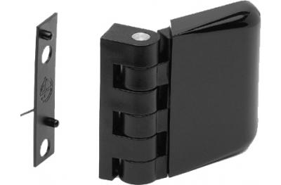 Hinge 48mm thickness 1mm Complanare Closing Window Media ESINPLAST