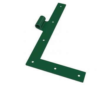 8 CiFALL L Shape Hinge Short Neck Aluminium Colors Hardware For Shutters