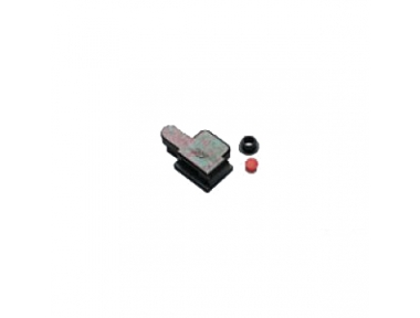 Savio plug Accessory for Anta in Zama Galvanized Black