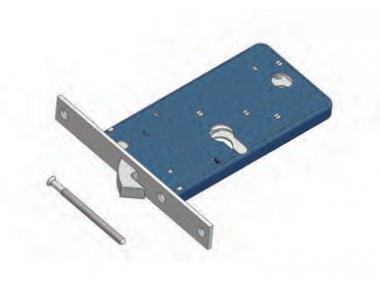 Omec hook lock range for Mechanics Aluminium