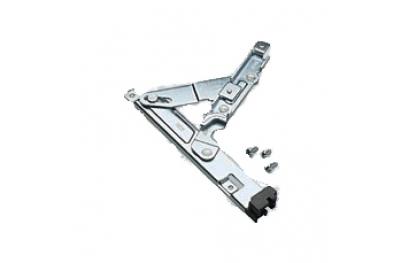 Savio Double zipper opening Klemdue R40