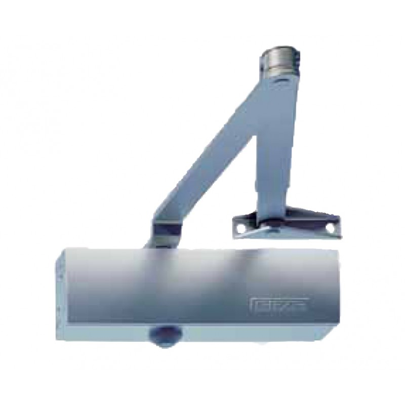 Plane closers Geze TS 1500 V With Arm Latch Force Quit 3-4