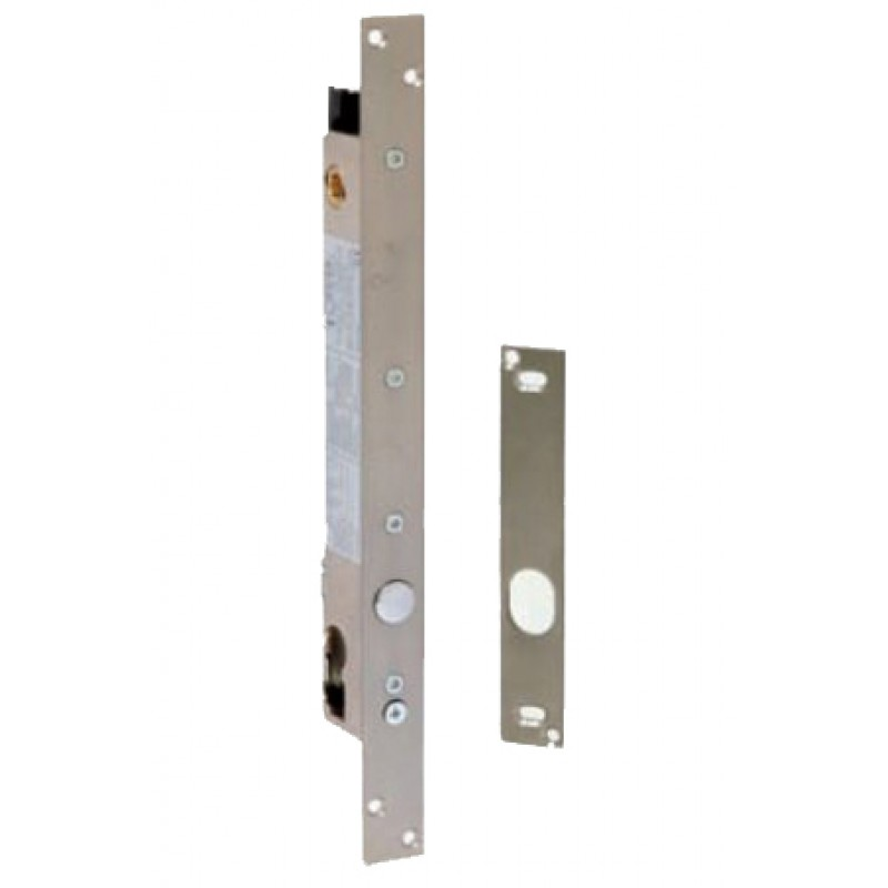 Safety solenoid Opera Vertical Handle With Quadro 8mm