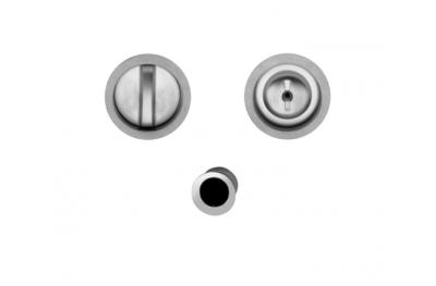 Agropoli Inset Handle Kit Finger Pull Without Lock i-Design Pasini