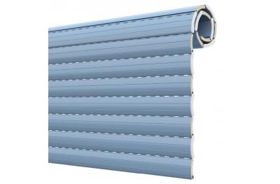 AS 55 Pinto Medium Density Insulated Aluminum Shutter
