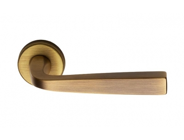 Asolo on Round Rosette Fashion Line PFS Pasini Door Handle