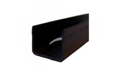 Rigid bar Containment Profile for Flexoterm Panel 20mm PosaClima Renova
