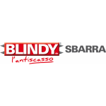 "Blindy Anti-Burglary System ""Sbarra"" Bar Armour Doors and Windows DN"