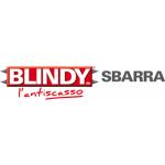 "Blindy Anti-Burglary System ""Sbarra"" Bar Armour Doors and Windows DN"