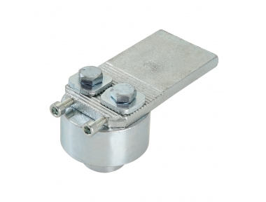 Medium Adjustable Hinge with Bearing and Screws Swing Gate Combiarialdo
