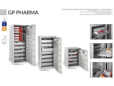 Safe for Drugs and Medicines Gp Pharma Bordogna