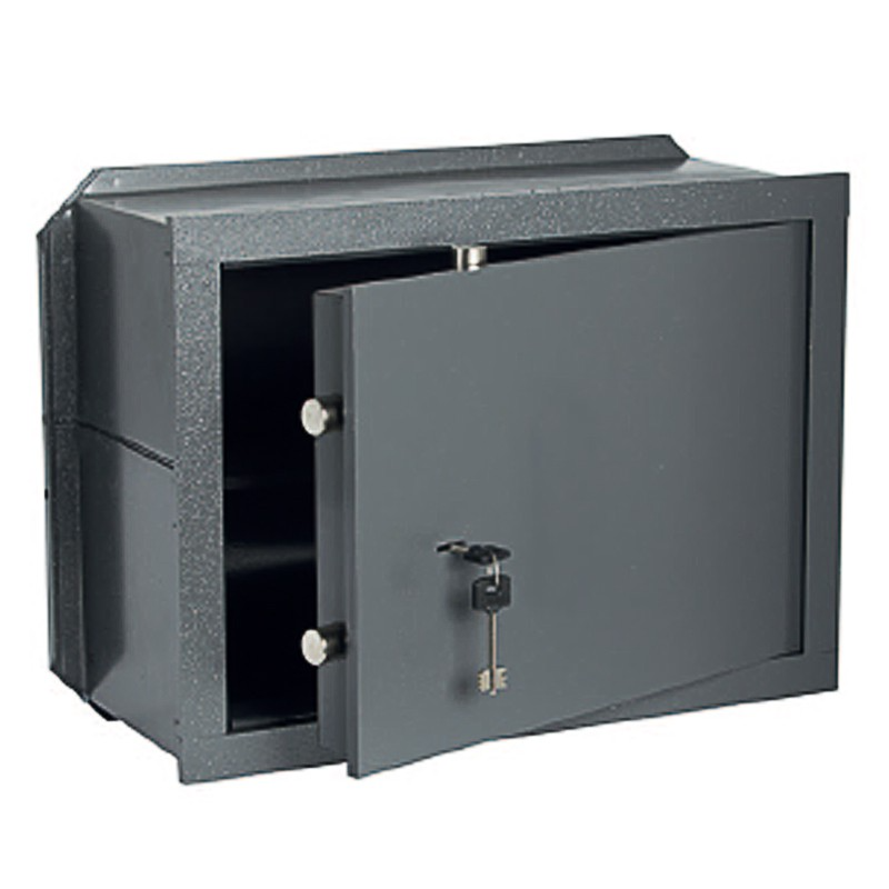 Wall Safe with Key Cisa Various Sizes